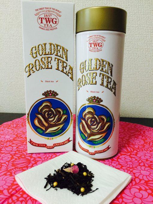 「twg takashimaya rose」の画像検索結果